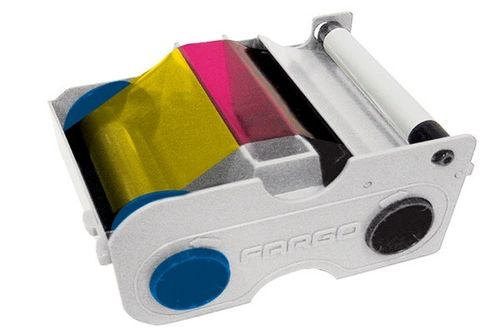 Ruban YMCKi Full color pour imprimante HID FARGO HDP5000